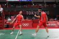Olimpiade Tokyo Ini Alasan Marcus/Kevin Keok Di Perempat Final